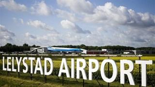 Lelystad Airport gaat vanaf 2019 vluchten overneme