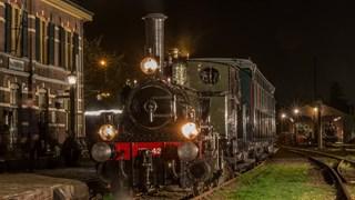 Herbeleef de laatste reizigerstrein tussen Neede en Enschede