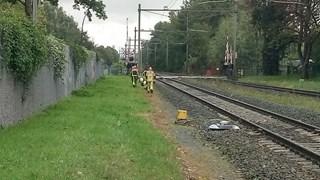 Onderzoek naar schade op het spoor