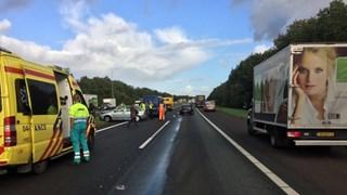 Ongeval op A1