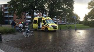 Fietser raakt gewond na botsing met auto in Hardenberg
