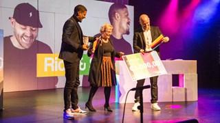 Rico en Sticks winnen Cultuurprijs Overijssel 2017
