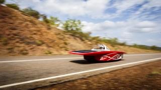 Solar Team Twente onderweg in Australië