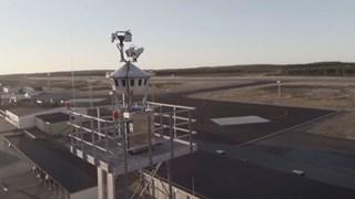 Het camerasysteem van Remote Tower