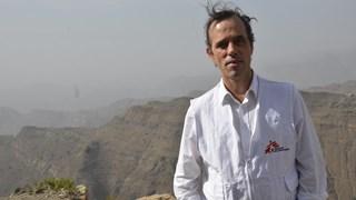 Voormalig Artsen Zonder Grenzendirecteur Arjan Hehenkamp