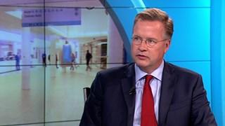 Bas Leerink, bestuursvoorzitter MST