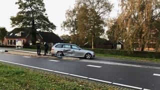 Ongeval in Hankate