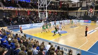 Landstede Basketbal verslaat thuis Rotterdam