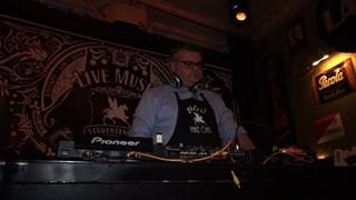 DJ wethouder Ed Anker