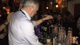 Barman Henk Jan Meijer