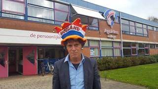 Initiatiefnemer Mink de Vries