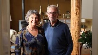 Elly en Hendrik Poll verkopen hun aardehuis in Olst