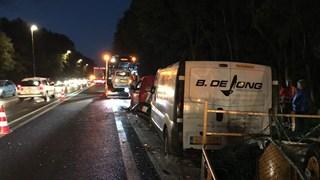 Ongeval op N36