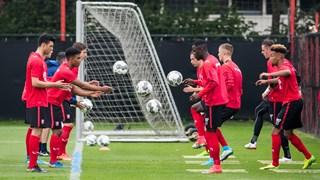 Trainingsvelden FC Twente