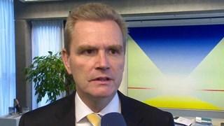 Rob Welten, burgemeester van Borne