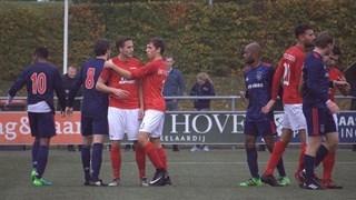 Excelsior speelt gelijk tegen Ajax