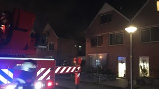 Brand in Oldenzaal