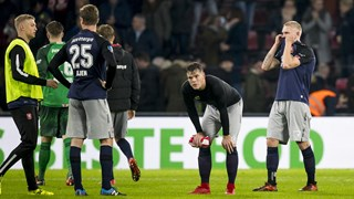 Verslagenheid bij FC Twente