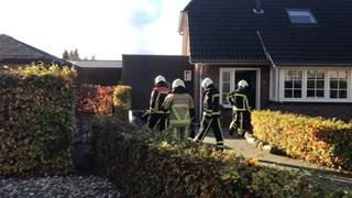 Wasdroger vat vlam in Nijverdal