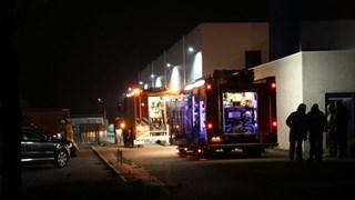 Bedrijf in Almelo ontruimd om dampend vat