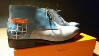 Unieke PEC-schoenen te koop op Marktplaats
