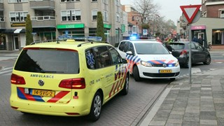 Fietser gewond in Nijverdal