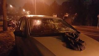 Fietsers gewond in Hengelo