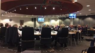 Begrotingsvergadering gemeenteraad Raalte