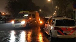 Fietsster naar ziekenhuis na botsing met auto bij Quick voetbalvelden in Oldenzaal