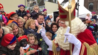 Sinterklaas in Kampen