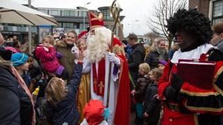 Sinterklaasintocht Raalte