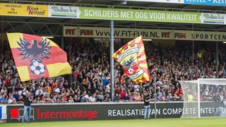Supporters Go Ahead Eagles