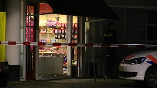 Man aangehouden voor gewapende overval op tankstation Enschede