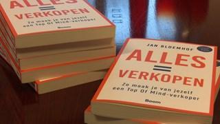 Het nieuwe boek van Jan Bloemhof