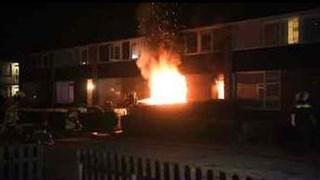 Brandstichtingen in Almelo
