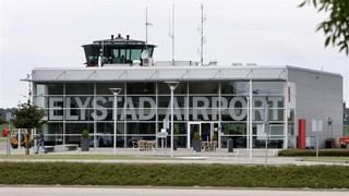 Lelystad Airport vliegveld verkeerstoren
