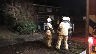 Keukenbrand in Wierden