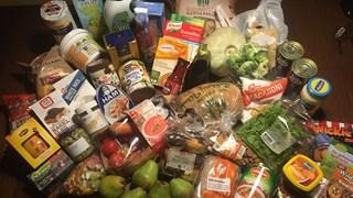 Het totale voedselpakket