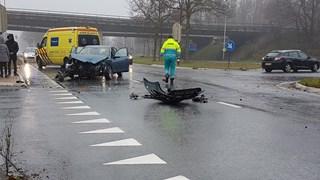 Ongeluk op Deldenerstraat Hengelo