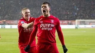 Boere maakte zijn vierde voor Twente
