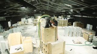 De voorbereidingen voor het IJsbeelenfestival Zwolle zijn in volle gang