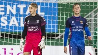 Maarten de Fockert en Sam Beukema
