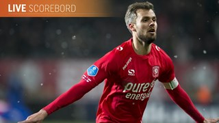 Twente ontvangt ADO Den Haag