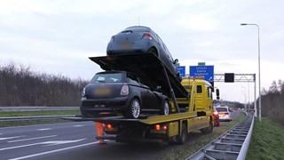Ongeluk op A32