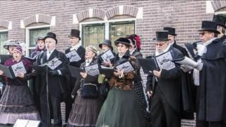 Oud Engels Straattheater Hengelo