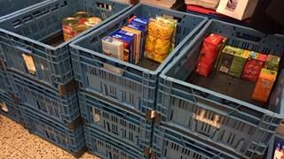 Voedselbank Zwolle in actie voor de Voedselbank