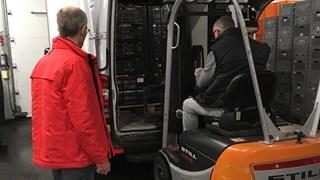 Vrijwilligers VB Enschede draaien overuren