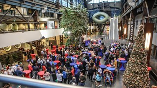 Het kerstdiner Voedselbank Midden Twente