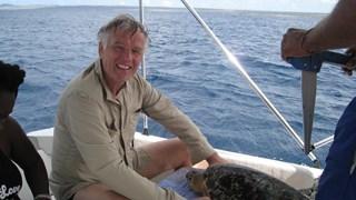 Herman Sieben weer terug in Zwolle na twee jaar werken in Bonaire