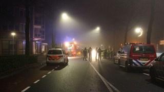 Grote brand in Nijverdal